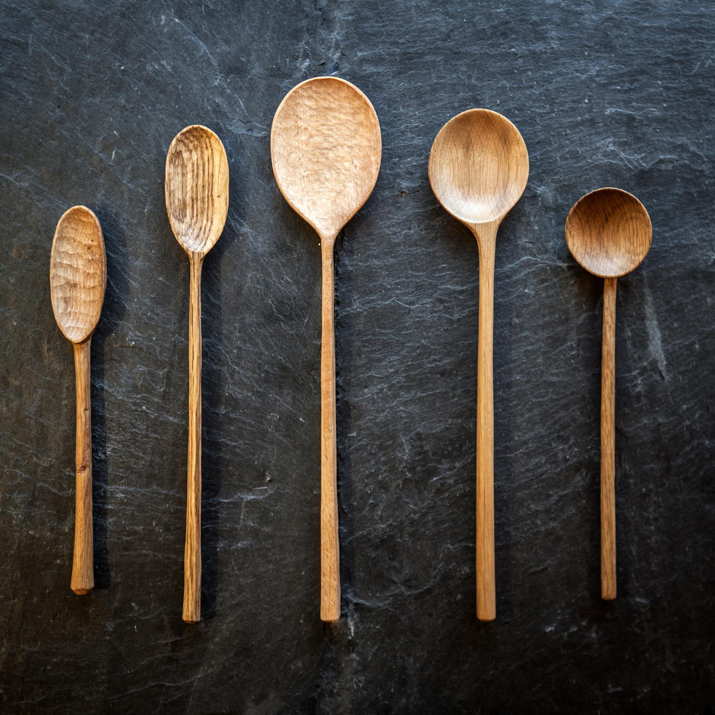 Handmade Wooden spoons – The Whittlings