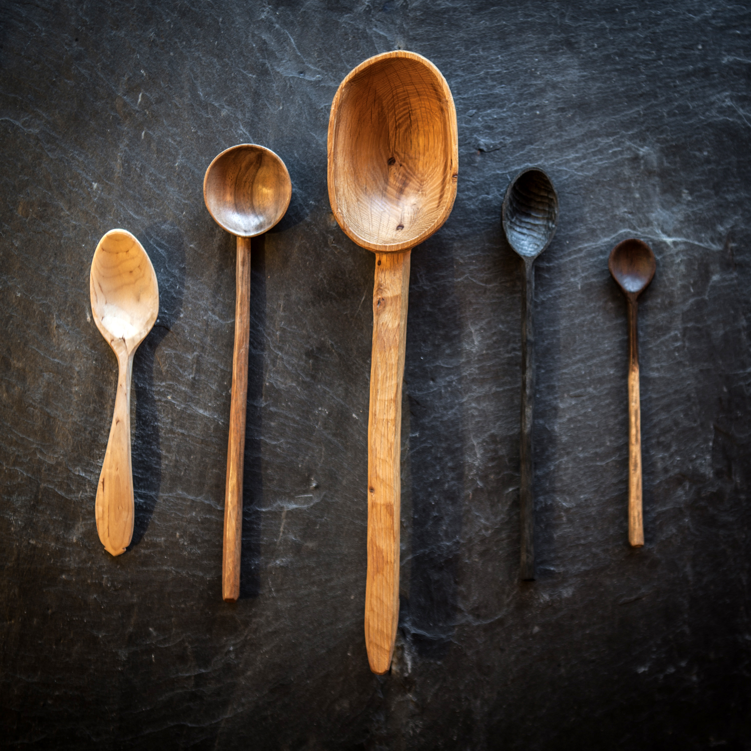 Handmade Wooden Spoons The Whittlings